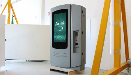 NOMYU MODULAR AND FLEXIBILITY OEMKIOSKS