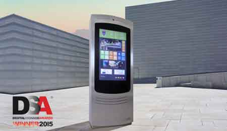 PARTTEAM AND NOMYU WINS INTERNATIONAL DIGITAL ADVERTISING AWARD - DOOHDAS OEMKIOSKS
