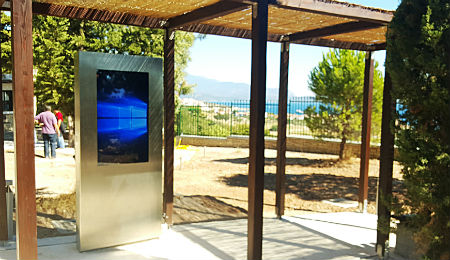 PLASMV IN THE GREEK ISLANDS OEMKIOSKS
