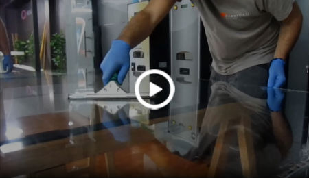 Showreel about Assembling and Packaging of Multimedia Kiosks OEMKIOSKS